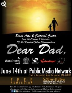 June Film Viewing & Discussion: Dear Dad